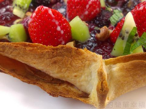 內湖碧山路採草莓I-34莓圃-美莓繽紛薄餅餅皮