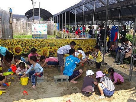桃園觀音向陽農場II-03兒童玩沙區