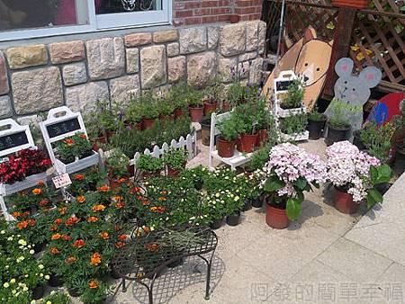 內湖碧山路採草莓II-14白石湖旁庭園咖啡