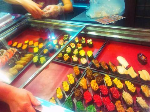 三重-雙滿瀧日式拉麵02十元壽司