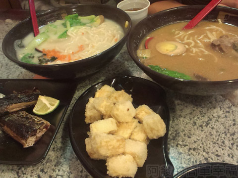 三重-雙滿瀧日式拉麵18幾乎次次必點的配菜