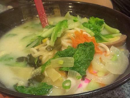 三重-雙滿瀧日式拉麵19豚骨時蔬拉麵