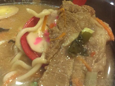 三重-雙滿瀧日式拉麵21厚切叉燒拉麵