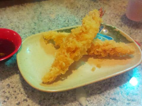 三重-雙滿瀧日式拉麵22炸蝦