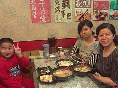 三重-雙滿瀧日式拉麵27留影