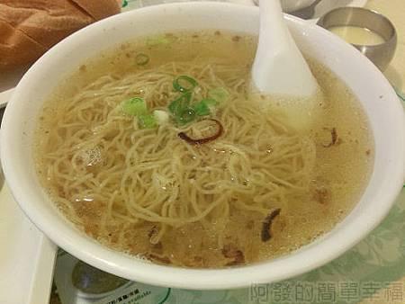 銀座越南美食22陽春蛋麵