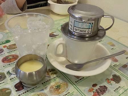 銀座越南美食31越式冰咖啡