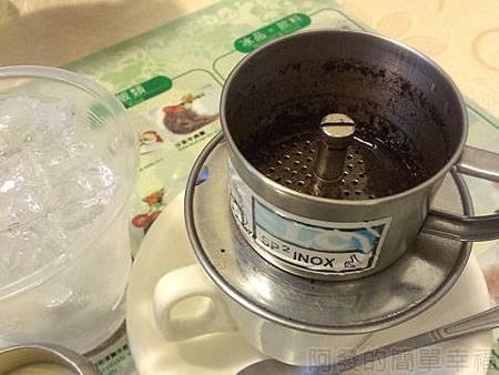 銀座越南美食33越式冰咖啡