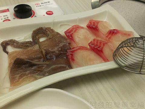新莊-石二鍋13魚片魷魚