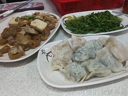 旺旺餃子館06-餐點