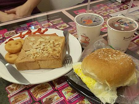 中和-甜心漢堡07-香頌套餐和今日特餐