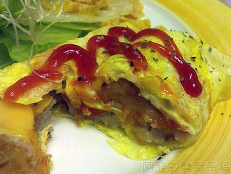 中和-甜心漢堡15-鮪魚芝士女孩套餐