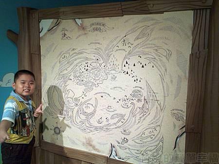 探險活寶-阿寶老皮特展09-地圖
