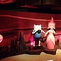 探險活寶-阿寶老皮特展28-火焰王國-阿寶與火燄公主
