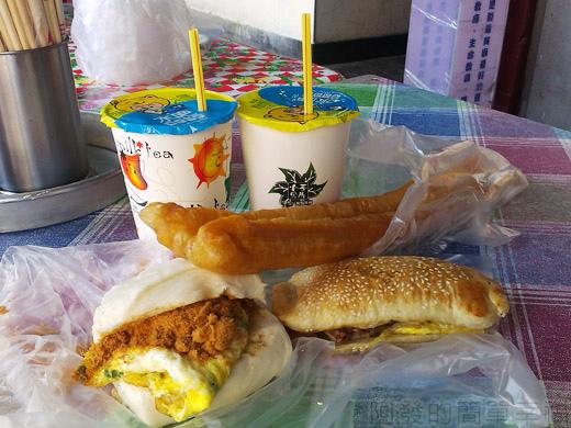 板橋-四海豆漿大王06早餐