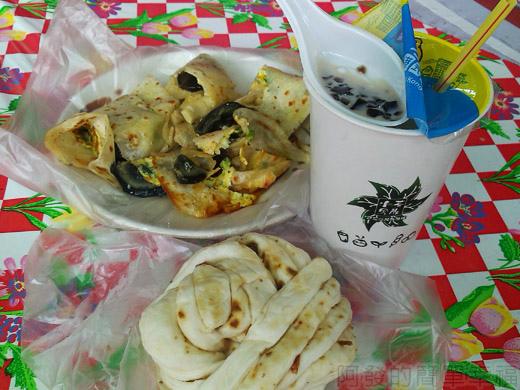 板橋-四海豆漿大王14早餐