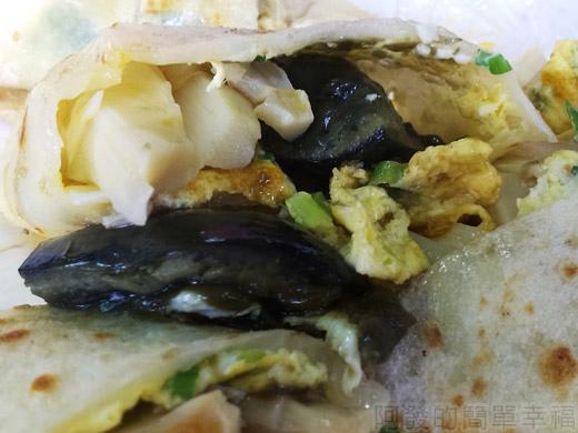 板橋-四海豆漿大王17皮蛋蛋餅