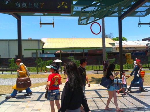 宜蘭一日遊-幾米廣場07向左走向右走