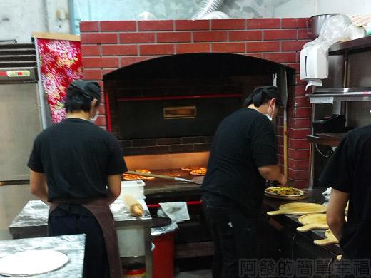 宜蘭II-窯烤山寨村06窯烤爐
