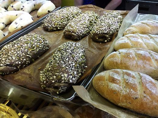 宜蘭II-窯烤山寨村07各式麵包