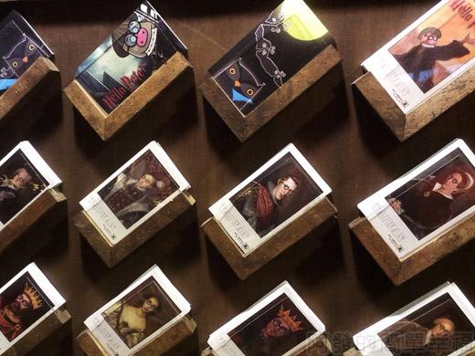 宜蘭III-四圍堡車站24-商品區-卡片
