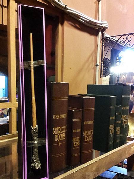 宜蘭III-四圍堡車站25-商品區-魔杖