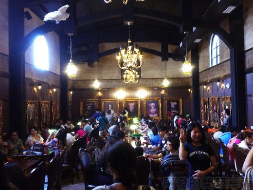 宜蘭III-四圍堡車站29-像哈利波特電影中學院內的餐廳
