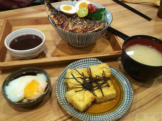 內湖-開丼燒肉vs丼飯11美味上桌