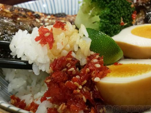內湖-開丼燒肉vs丼飯14鹽烤鯖魚丼
