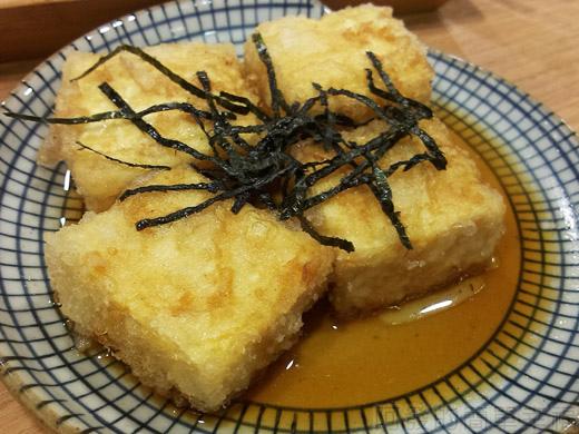 內湖-開丼燒肉vs丼飯16和風炸豆腐