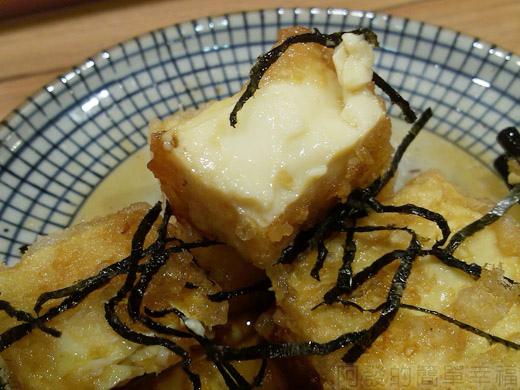 內湖-開丼燒肉vs丼飯17和風炸豆腐切面