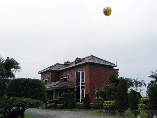 礁溪-伯朗蘭花咖啡館02庭園