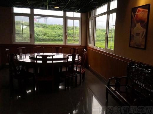 礁溪-伯朗蘭花咖啡館21二樓環境