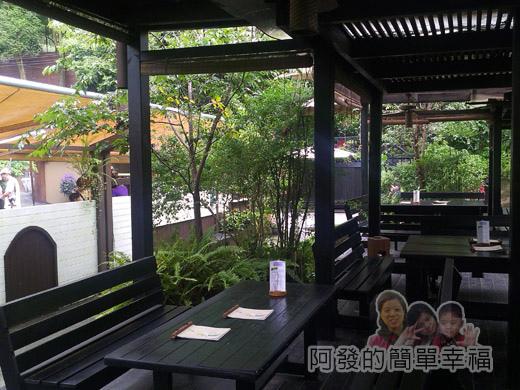 新社-薰衣草森林64葛雷斯花園-用餐區