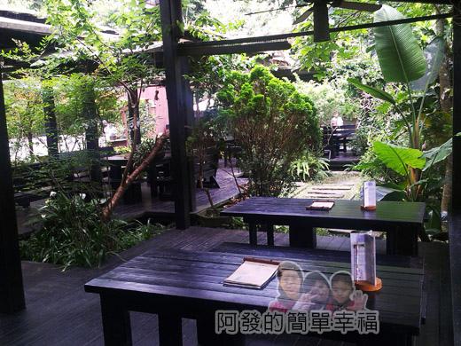 新社-薰衣草森林65葛雷斯花園-用餐區