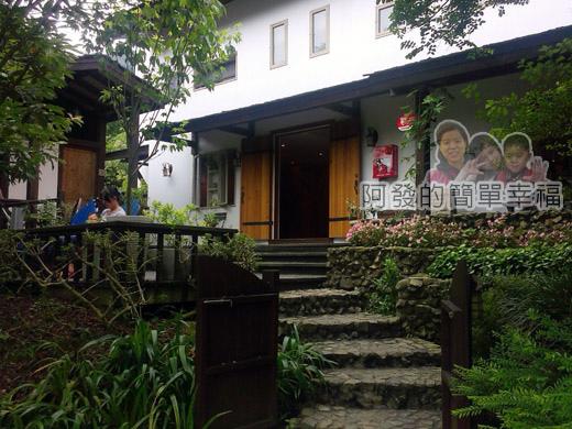 新社-薰衣草森林71香草house-大廳入口