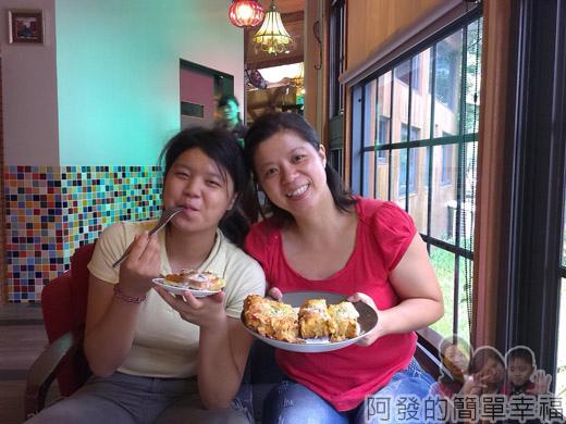 梅花湖-飛行碼頭35享用美食