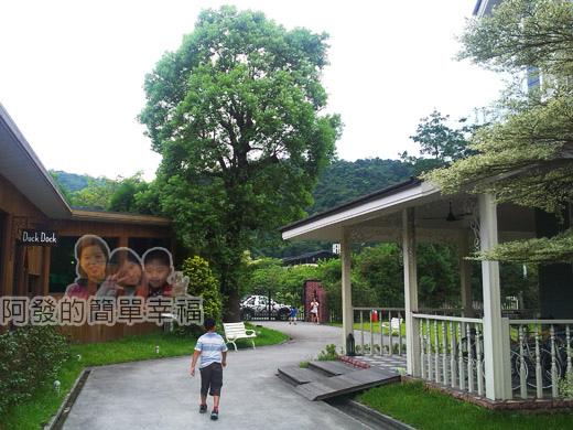 梅花湖-飛行碼頭37老闆的家-庭園