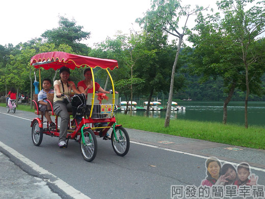 梅花湖-飛行碼頭40梅花湖騎四輪車