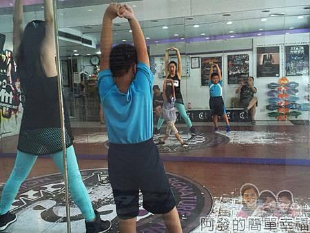 8拍舞蹈工作室-09-熱身