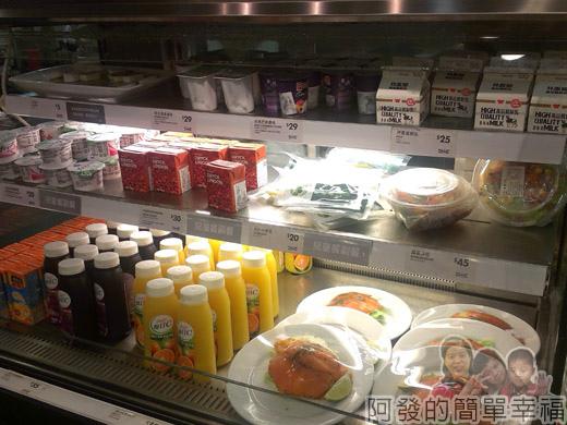 IKEA宜家家居餐廳晚餐-08飲品冷盤