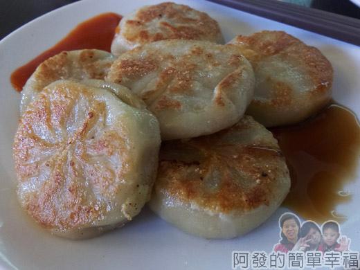 品品早餐-肉蛋吐司08鮮肉煎包