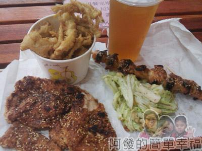 新北市板橋美食列表-小吃03國光香雞排專賣店