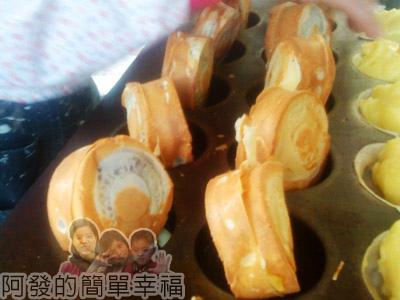 新北市板橋美食列表-飲品_下午茶01楊家車輪餅
