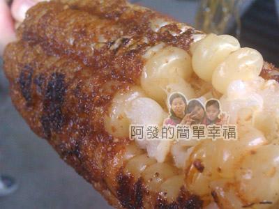 萬里-小吃01知味鄉烤玉米