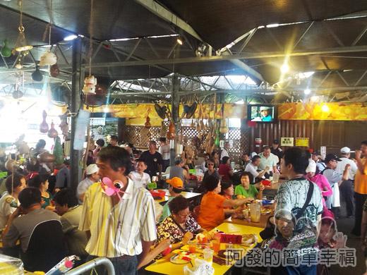 南瓜王國(旺山休閒農場)10餐飲暨商品區