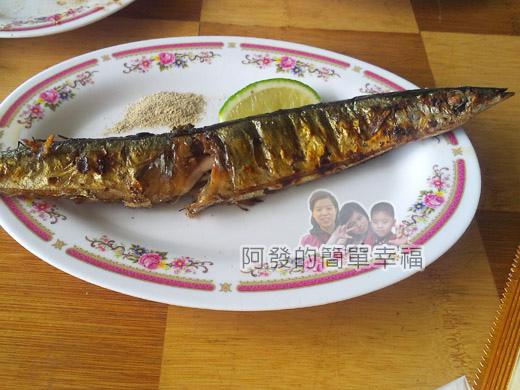 壯圍-嘉澎碳烤19烤秋刀魚
