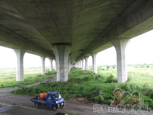 壯圍-嘉澎碳烤29國道5橋墩