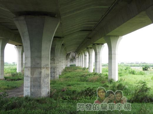 壯圍-嘉澎碳烤30國道5橋墩