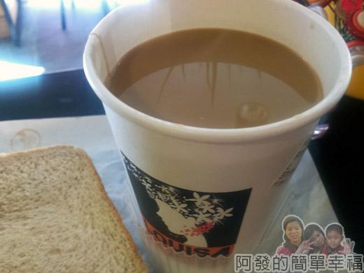 板橋-路易莎咖啡23特調咖啡大